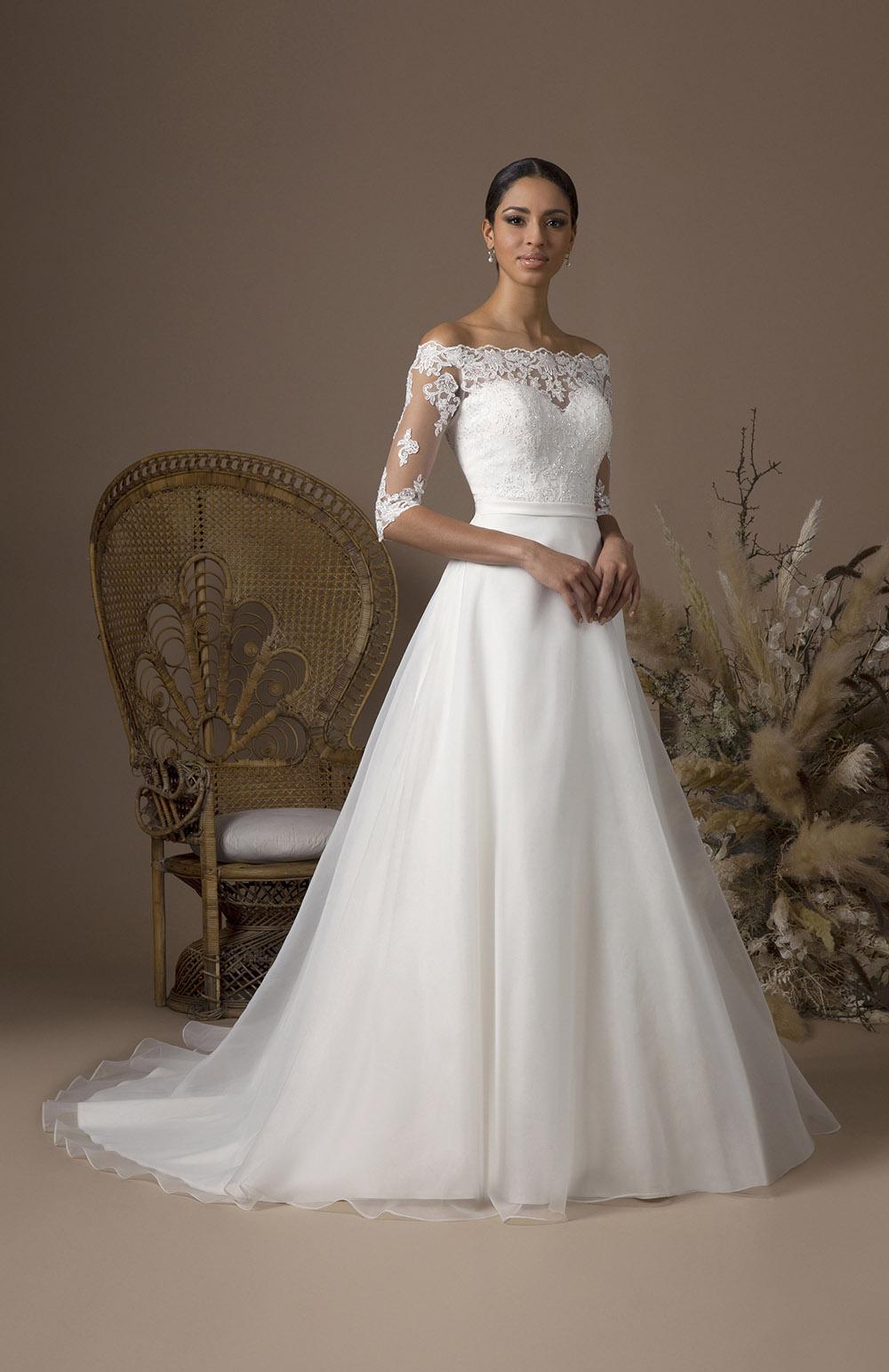 Robe de mariée Modèle Dodie