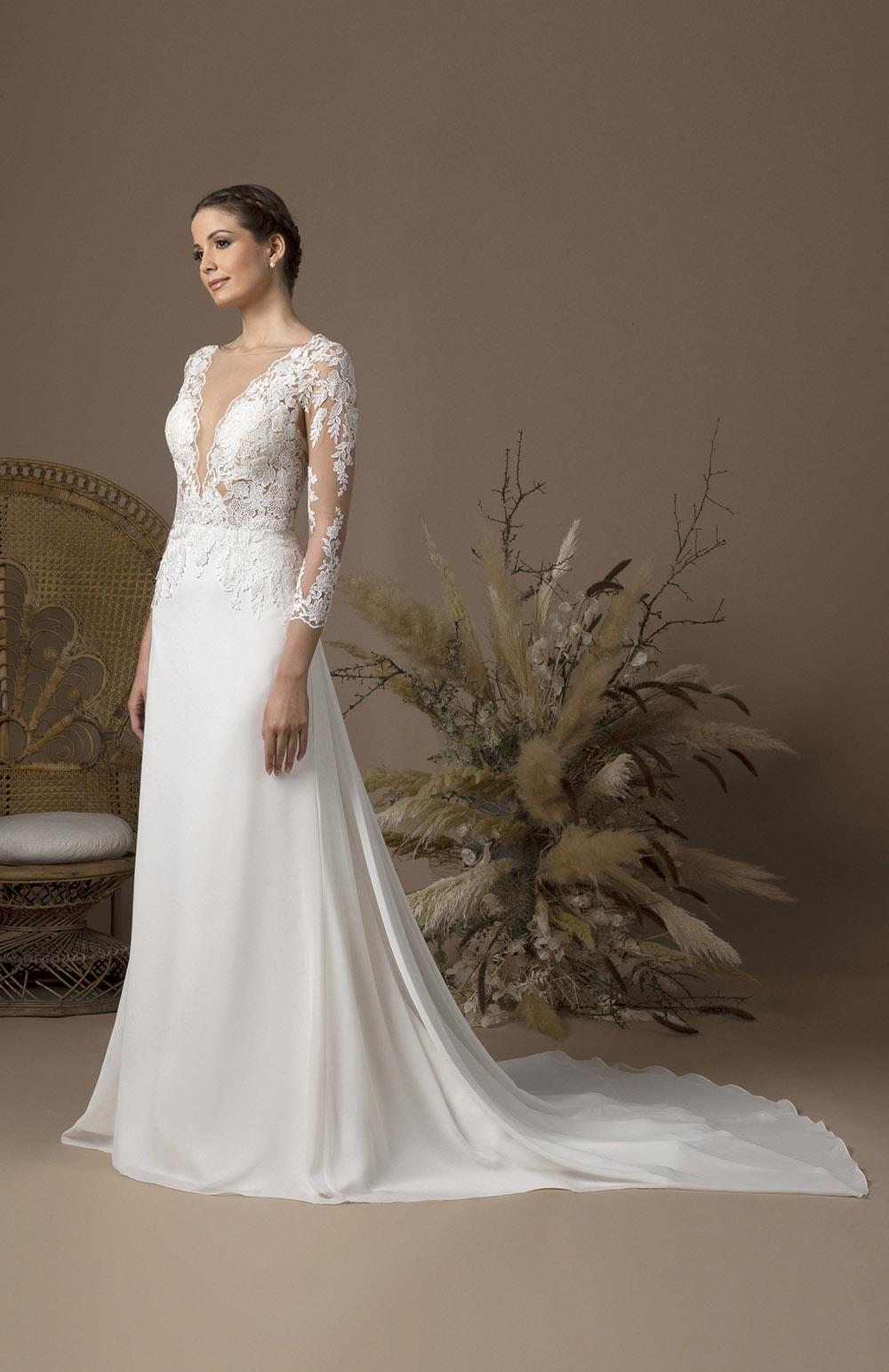 Robe de mariée Modèle Dona