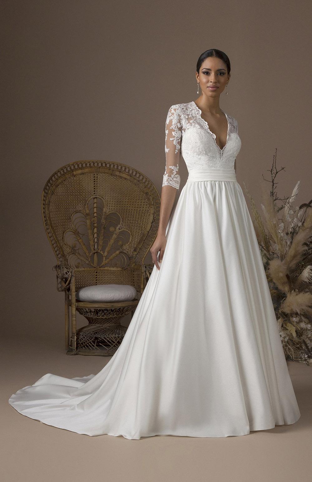 Robe de mariée Modèle Dorit