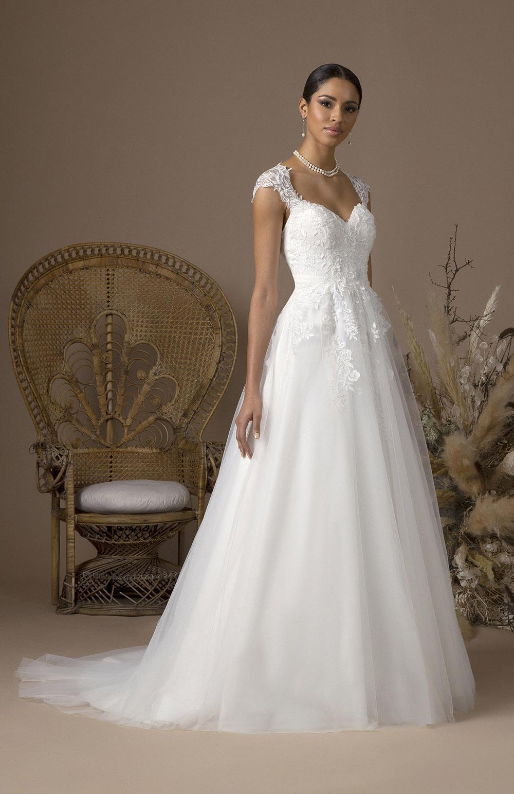 Robe de mariée Modèle Douka