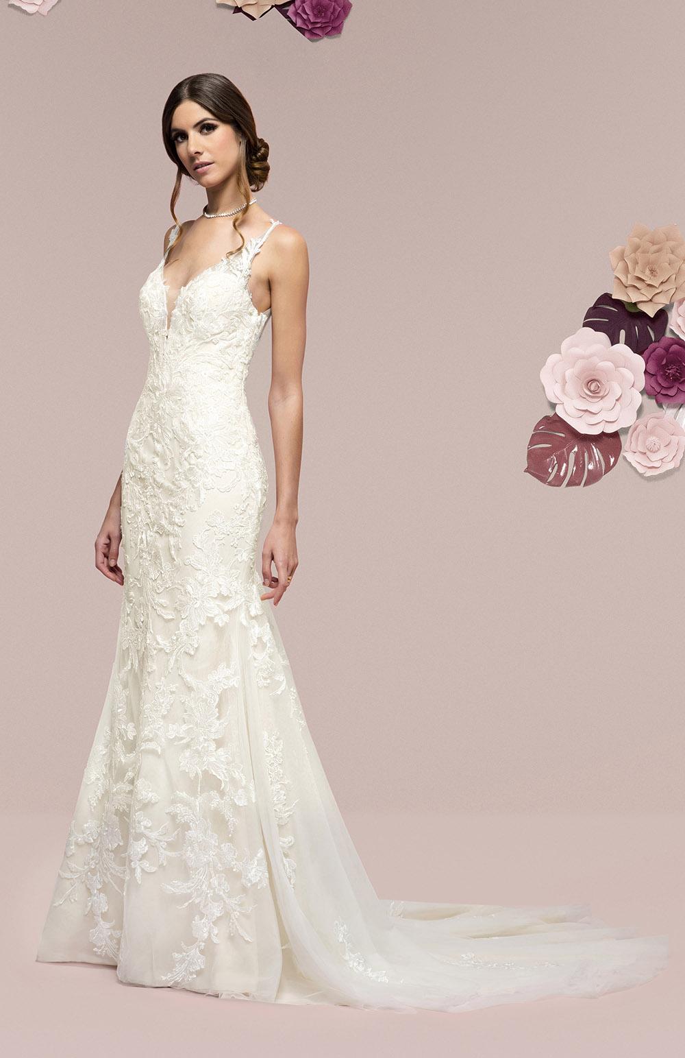 Robe de mariée Modèle Valora