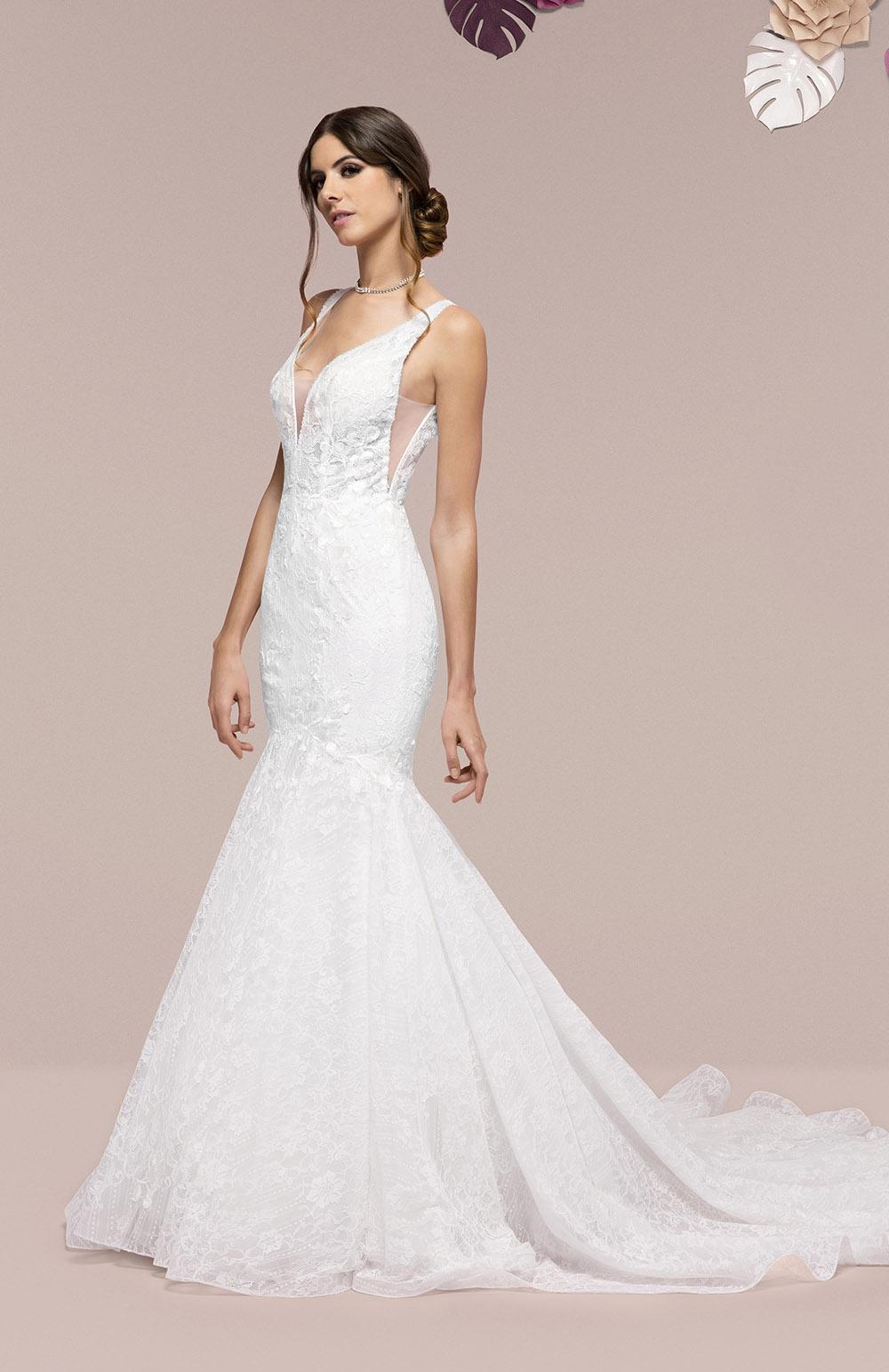 Robe de mariée Modèle Vanna