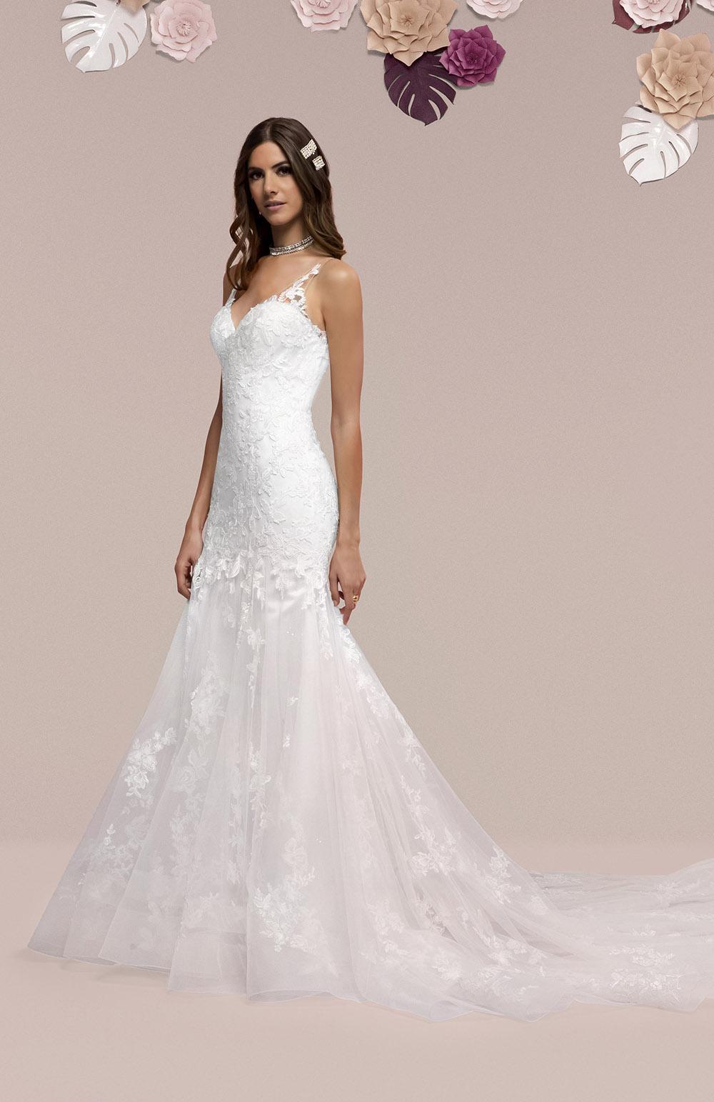 Robe de mariée Modèle Veca
