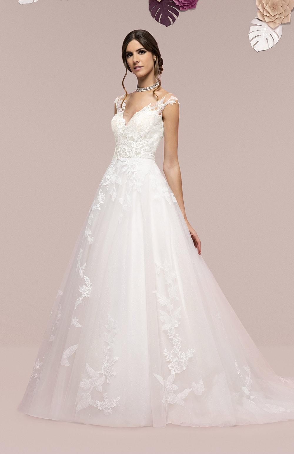 Robe de mariée Modèle Velda
