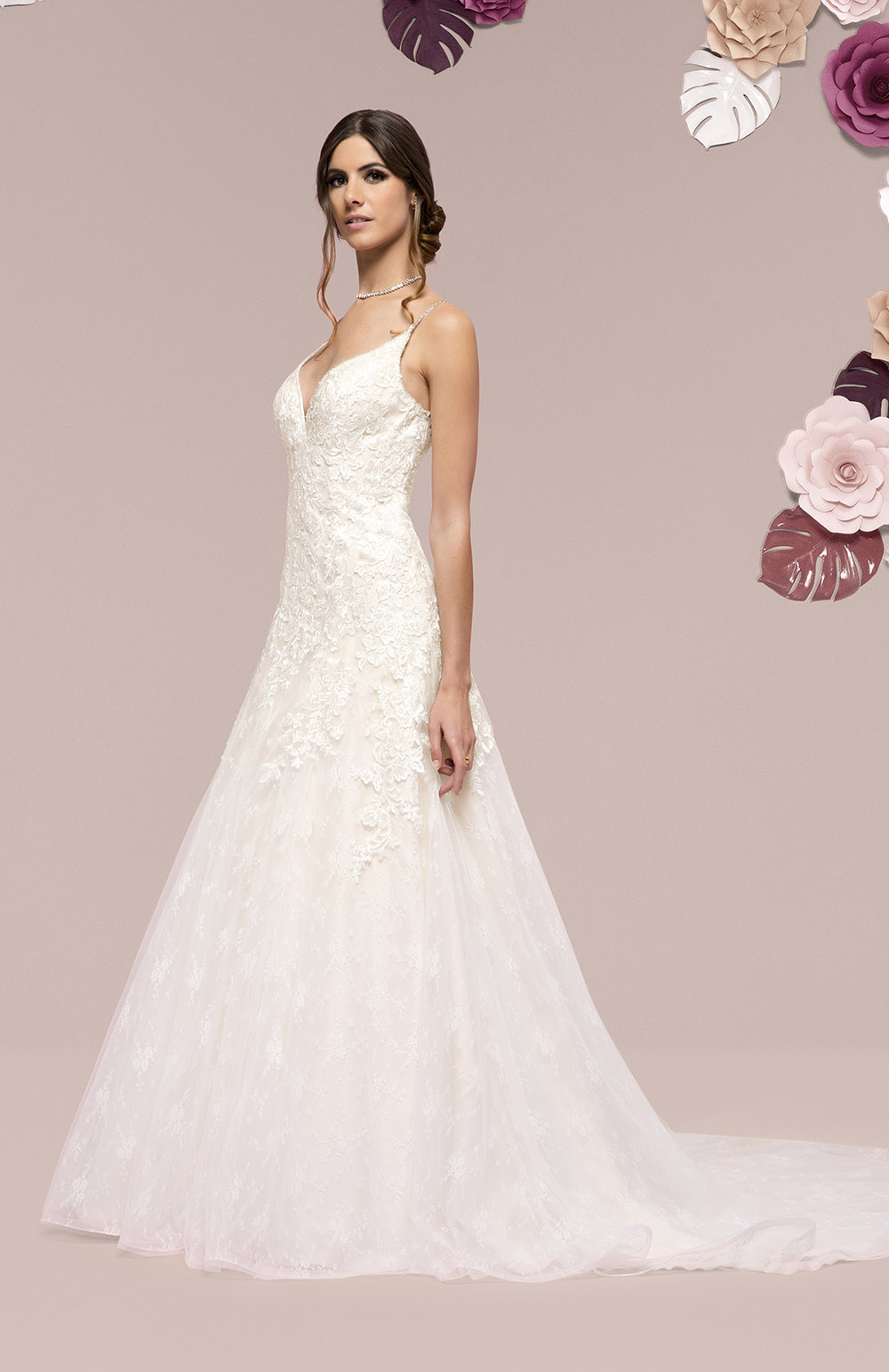 Robe de mariée Modèle Velvet