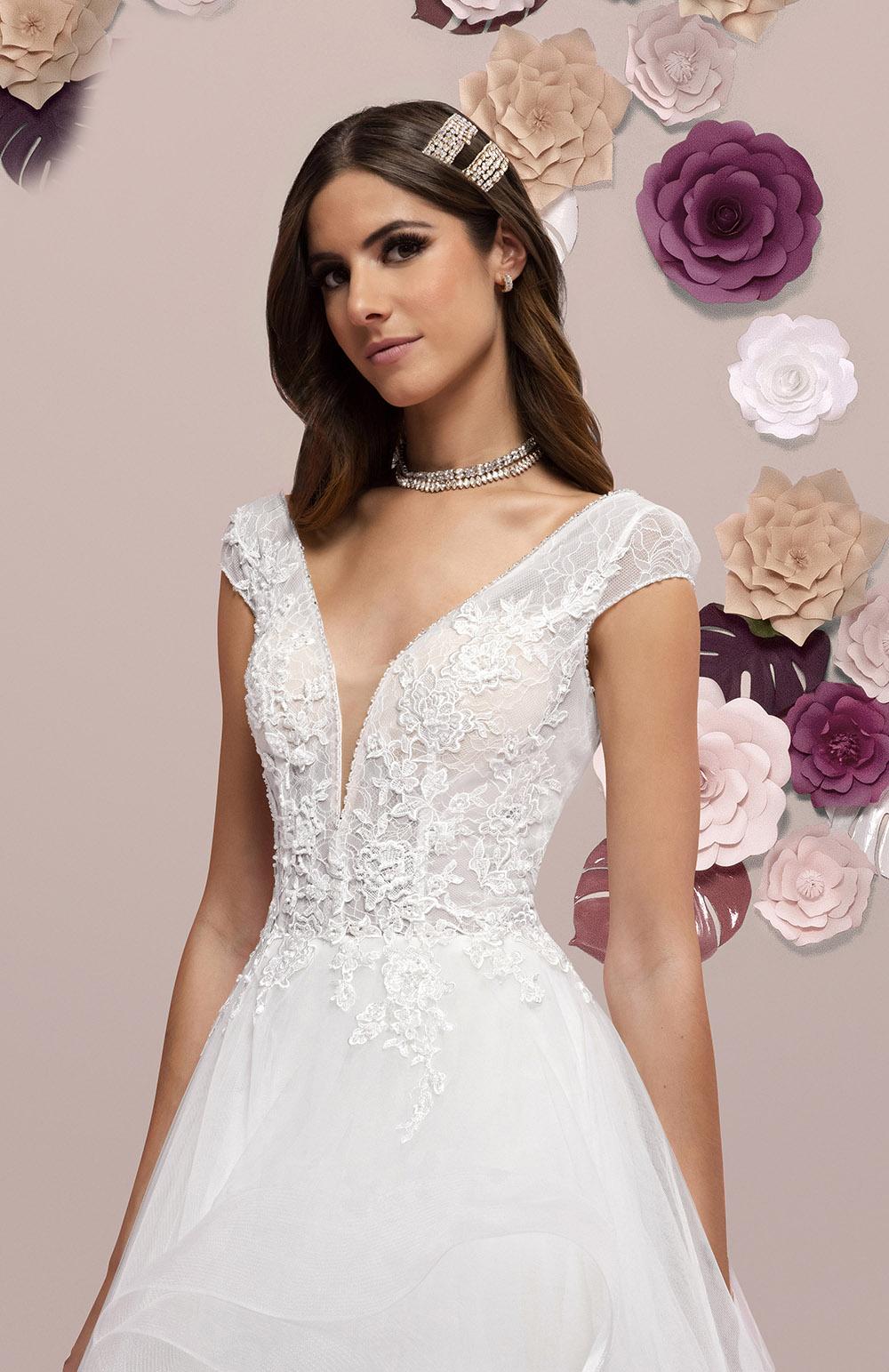 Robes de mariée Rose Angel 2021