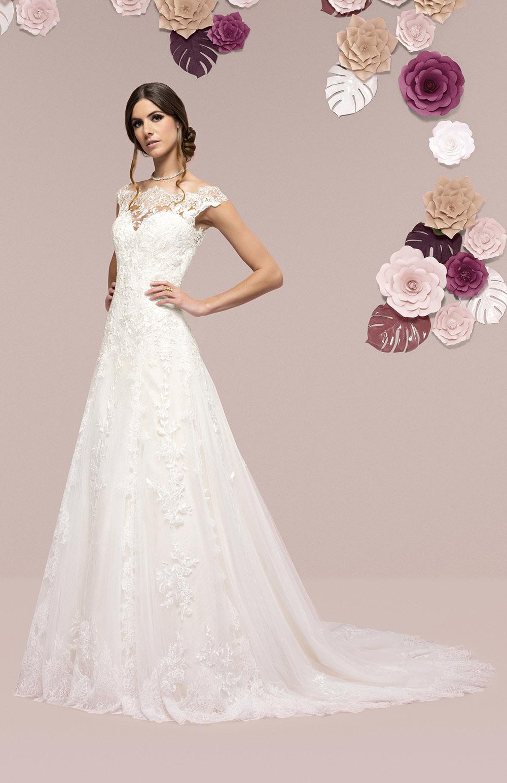Robe de mariée Modèle Vera