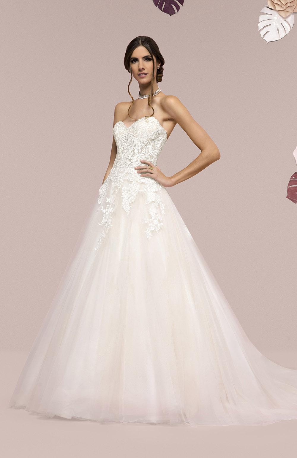 Robe de mariée Modèle Vincenza