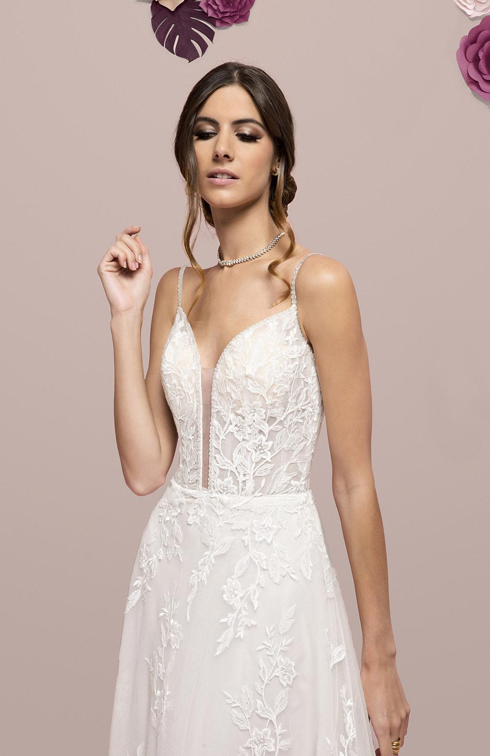 Robes de mariée style Dentelle