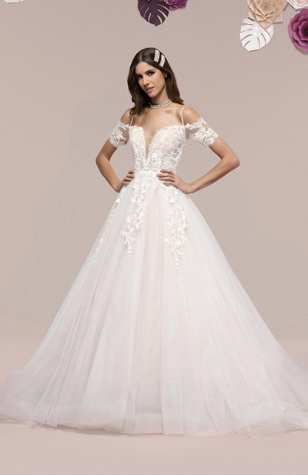 Robe de mariée Modèle Victoria
