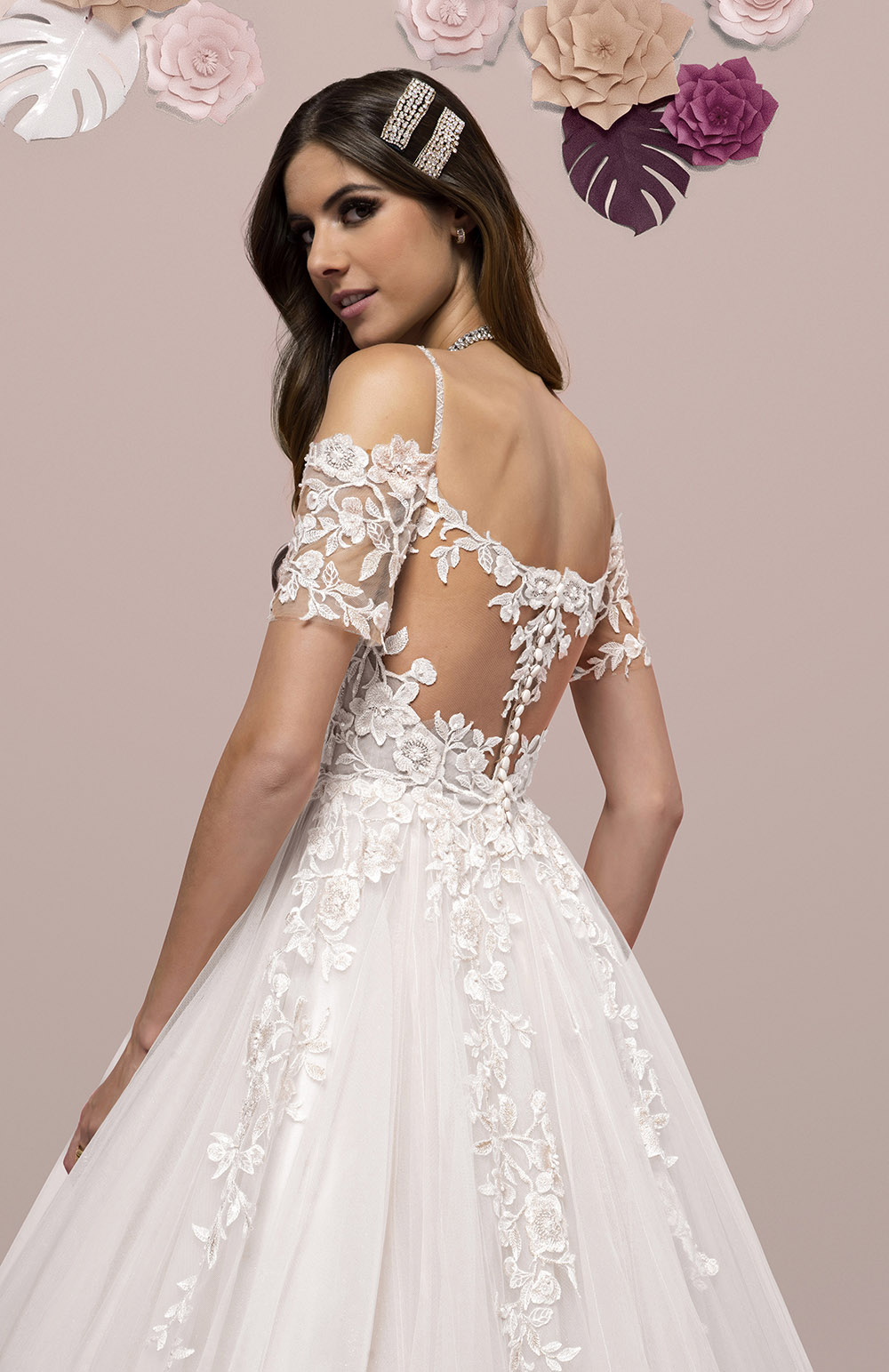 Robes de mariée Rose Angel 2021
