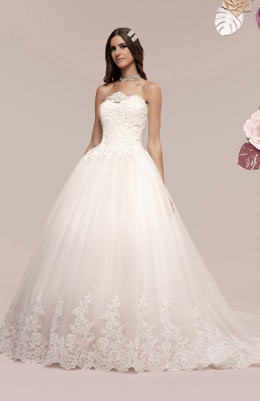 Robe de mariée Modèle Virgie