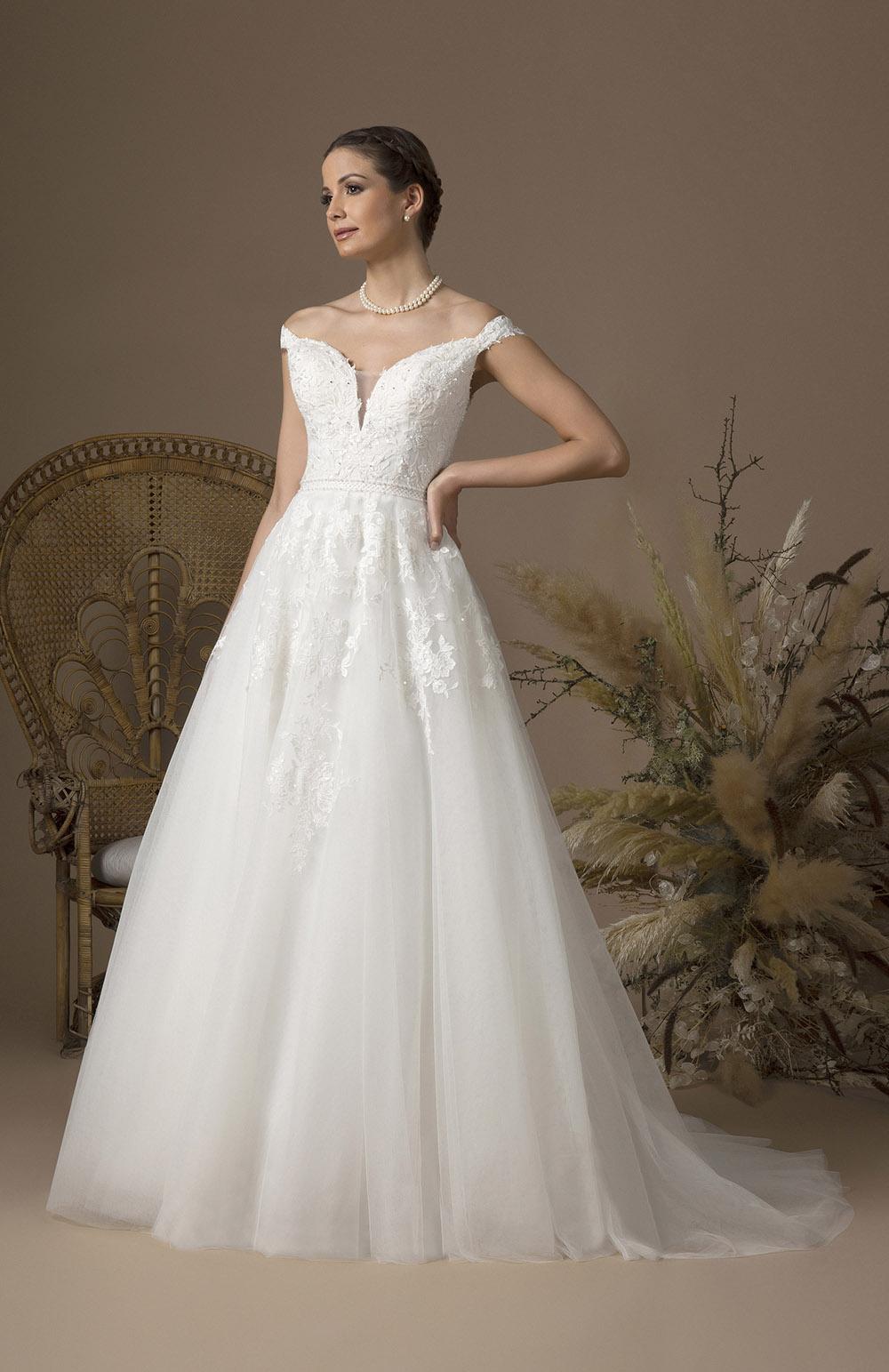 Robe de mariée Modèle Danuta