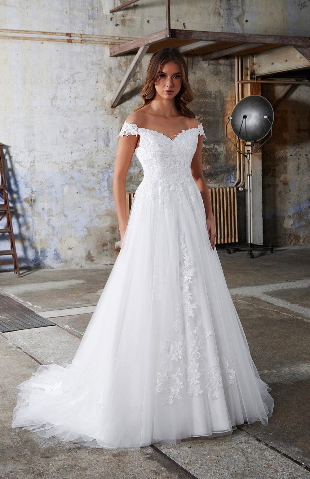 Robe de mariée Modèle Jilly