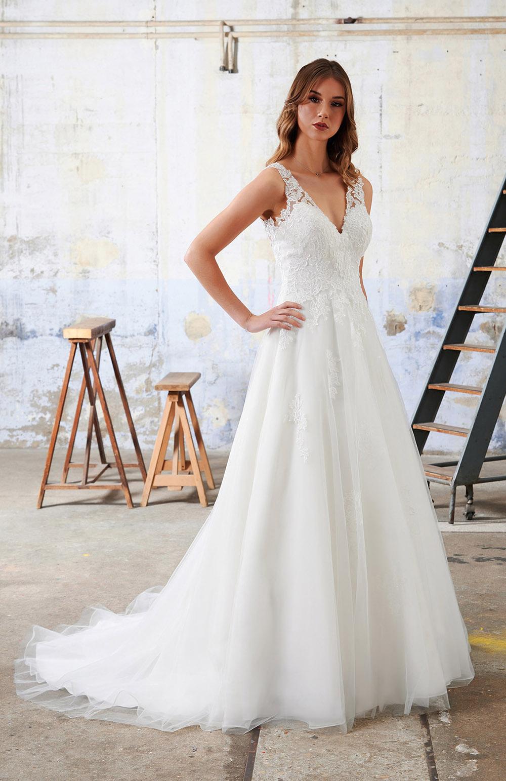 Robe de mariée Modèle Jina