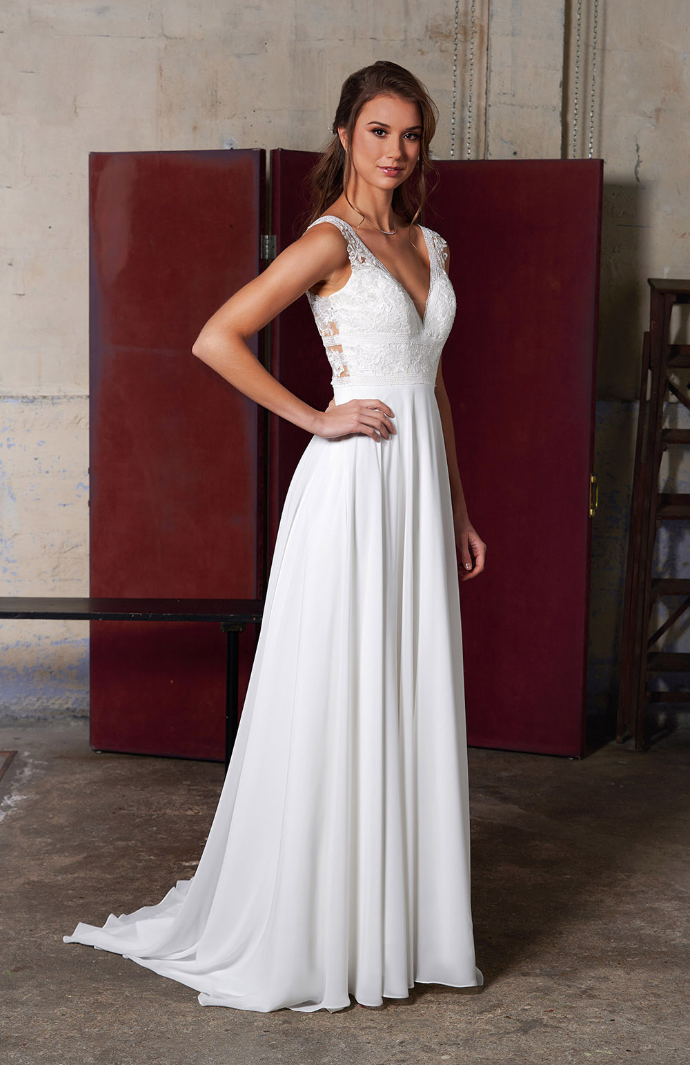 Robe de mariée Modèle Joa