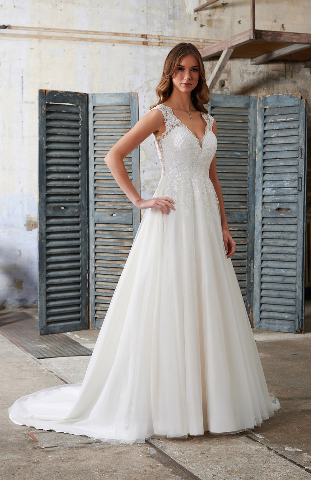 Robe de mariée Modèle Joane