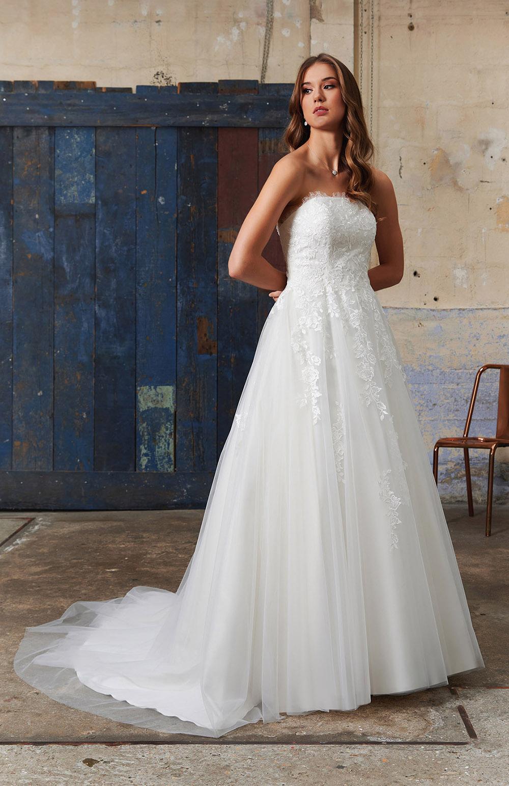 Robe de mariée Modèle Jonas