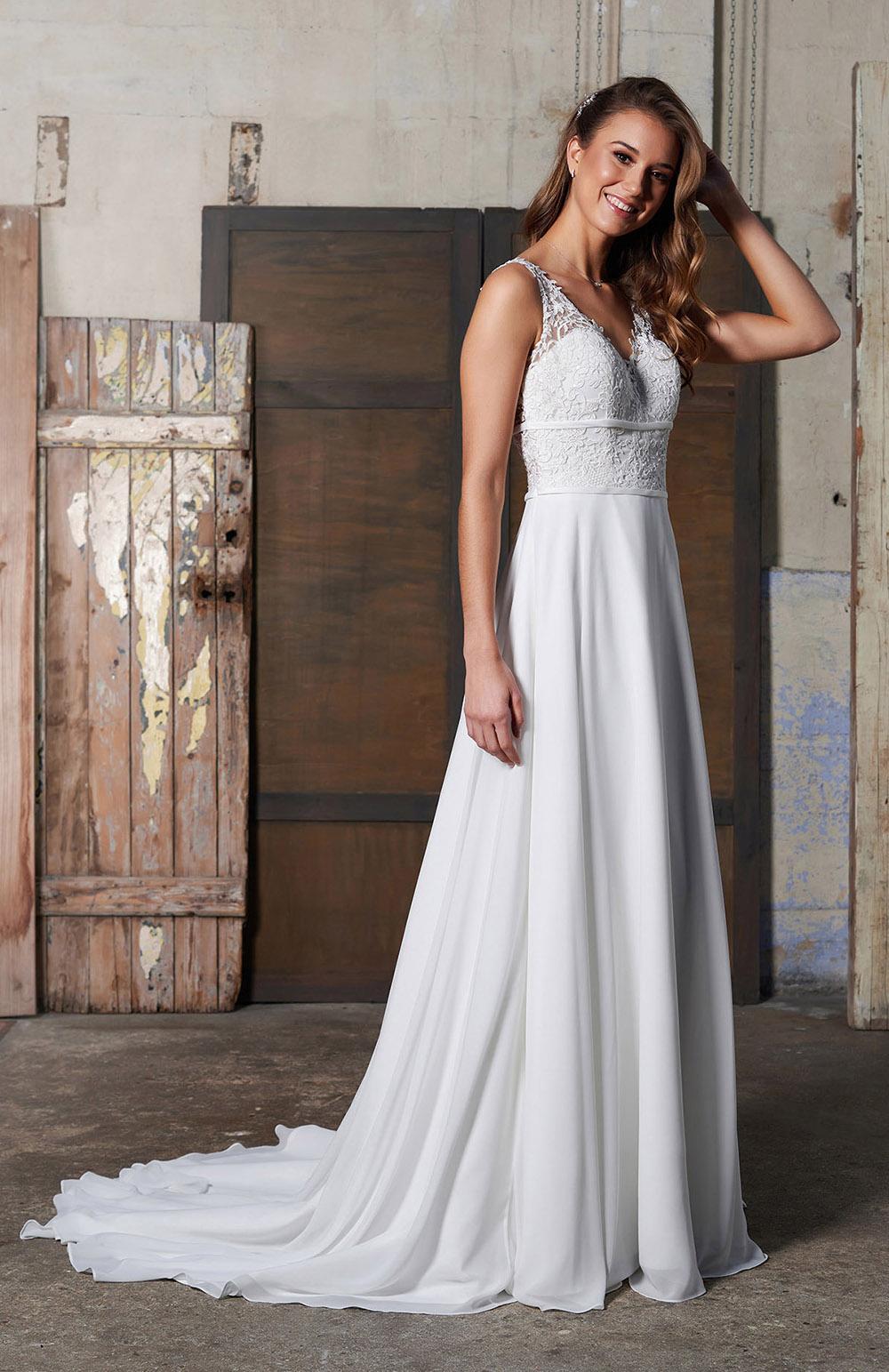 Robe de mariée Modèle Judie