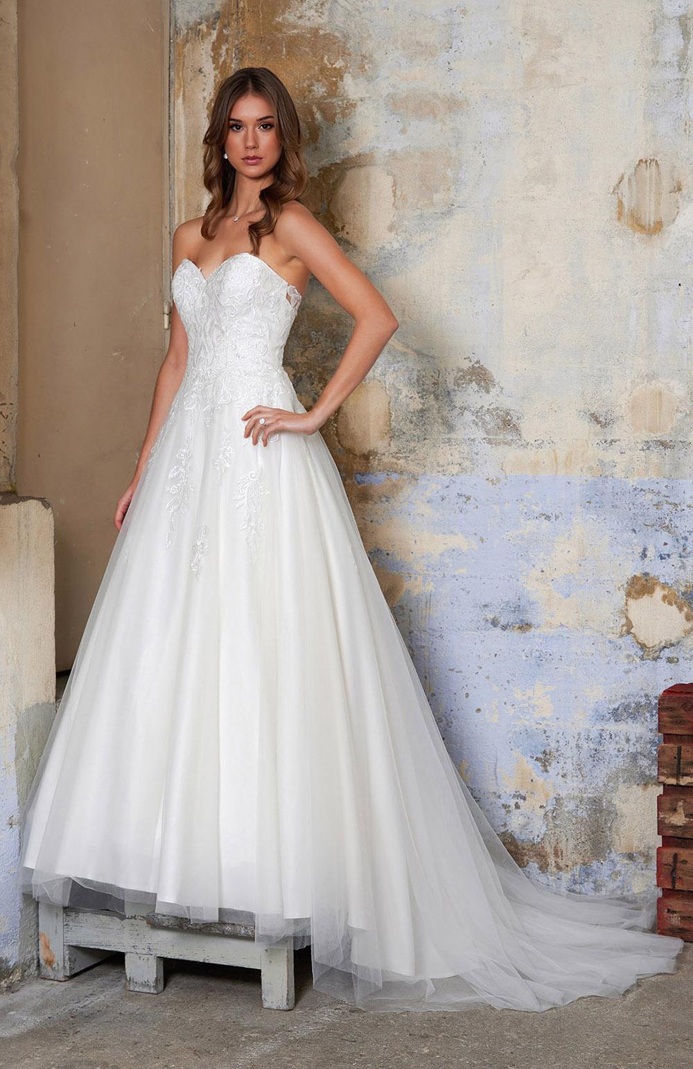 Robe de mariée Modèle Juliana