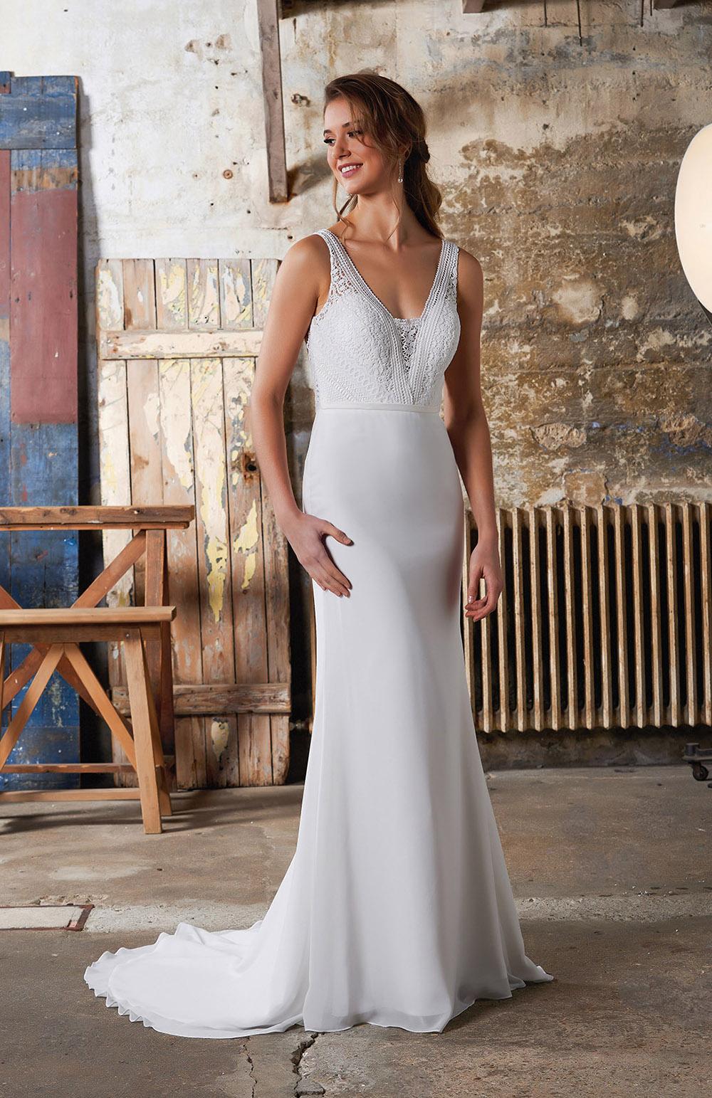 Robe de mariée Modèle Juliette