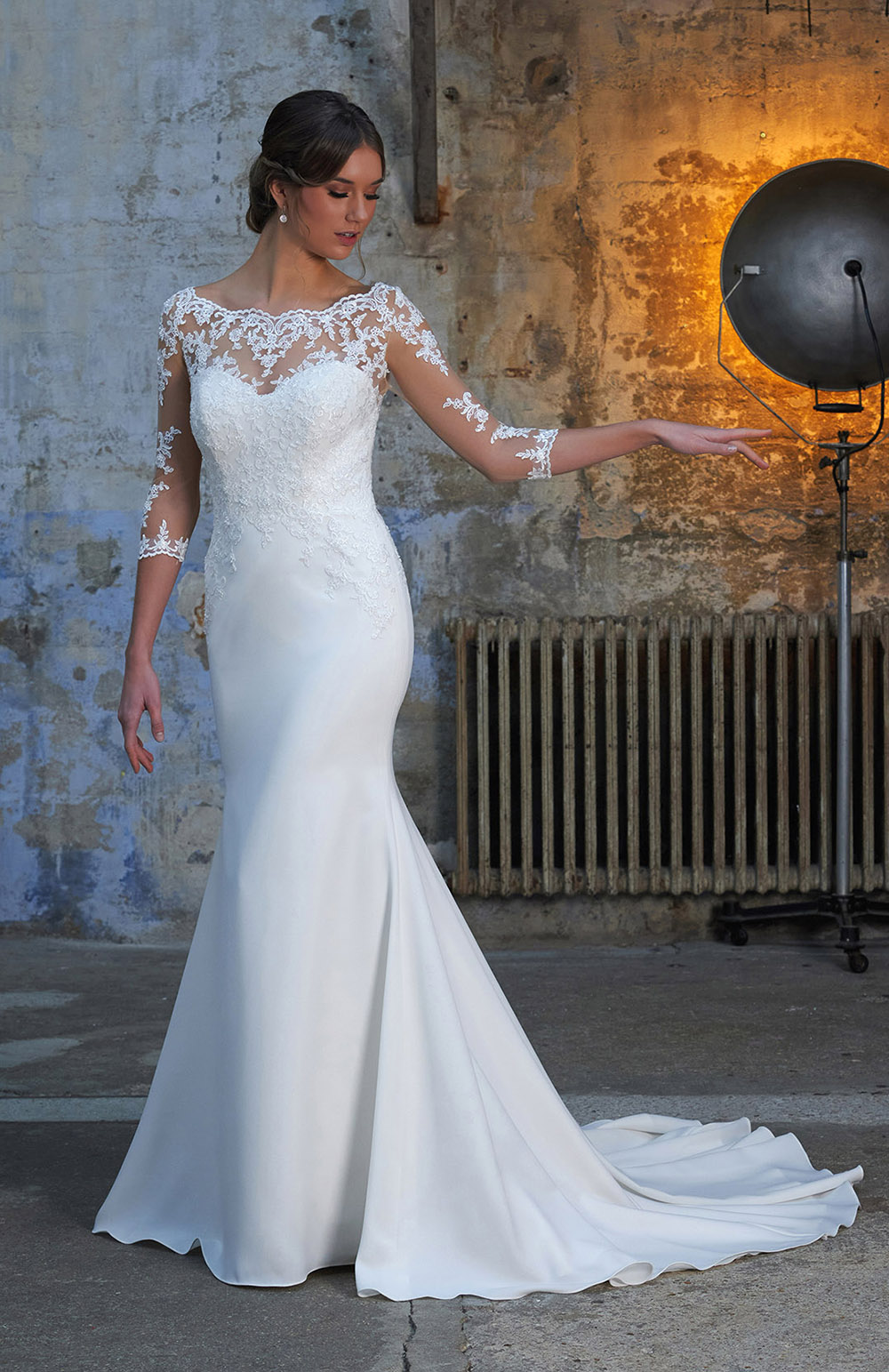 Robe de mariée Modèle Joris