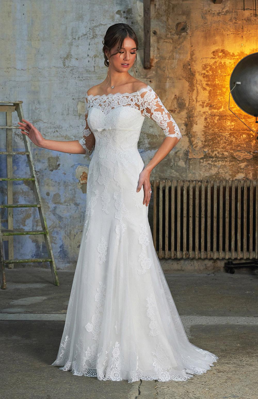 Robe de mariée Modèle Jennifer
