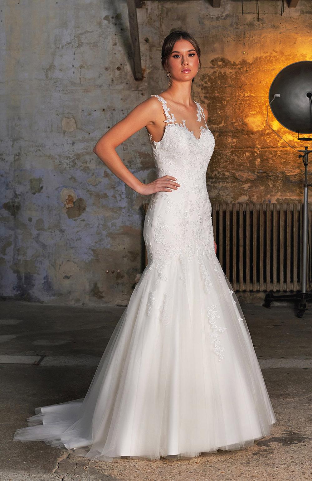 Robe de mariée Modèle Jordana