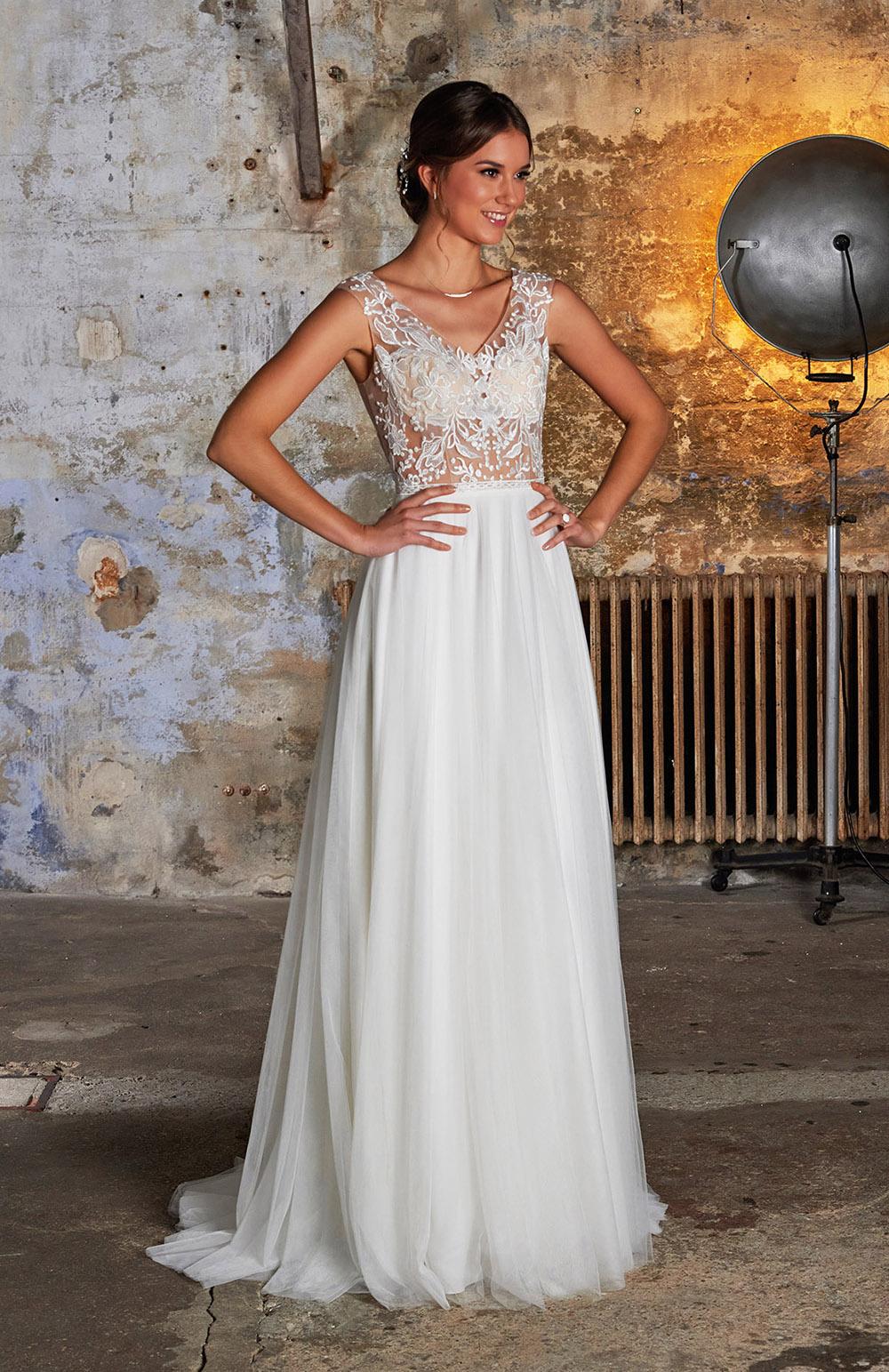 Robe de mariée Modèle Janka