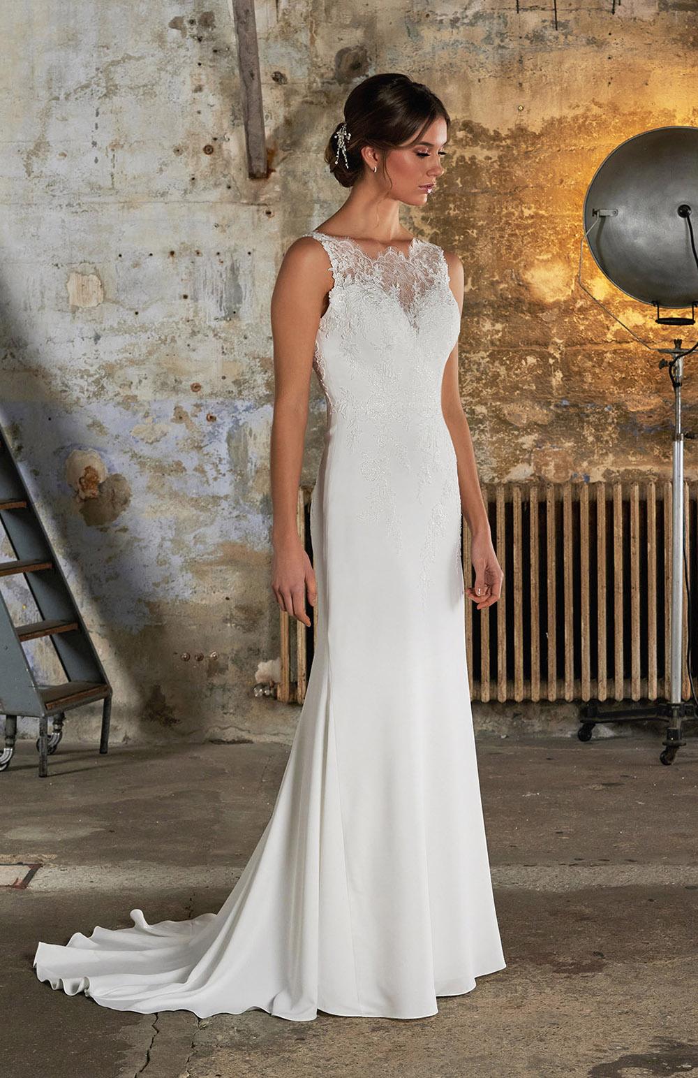 Robe de mariée Modèle Jacinthe