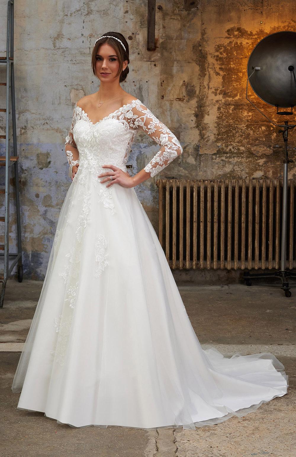 Robe de mariée Modèle Janina