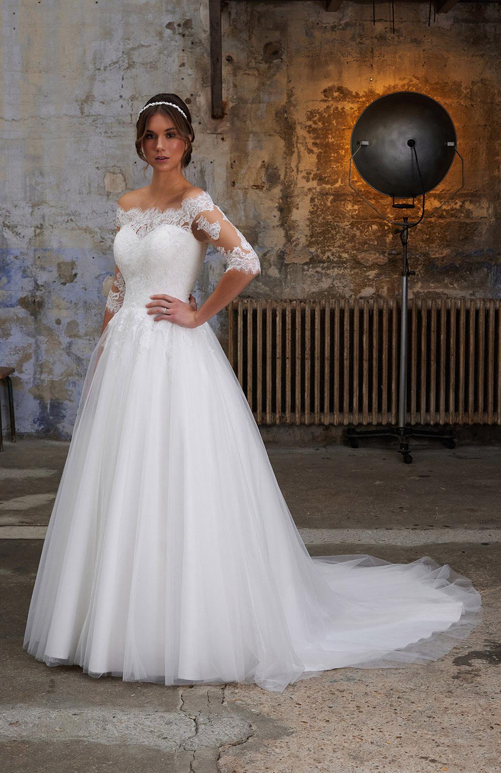 Robe de mariée Modèle Jaelle