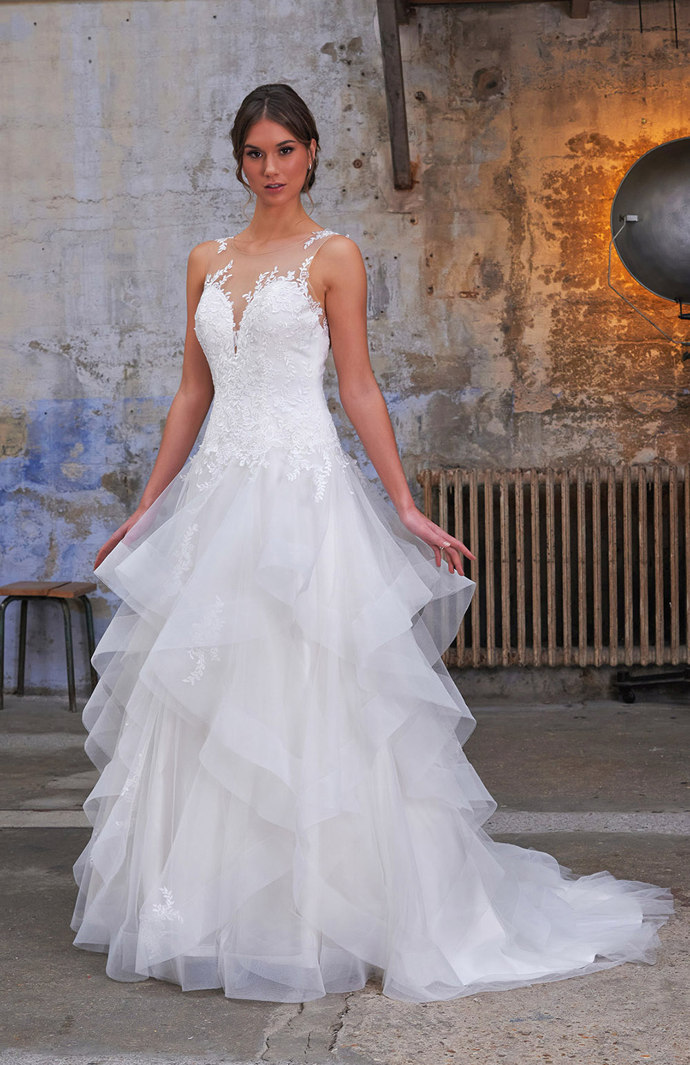 Robe de mariée Modèle Jazz