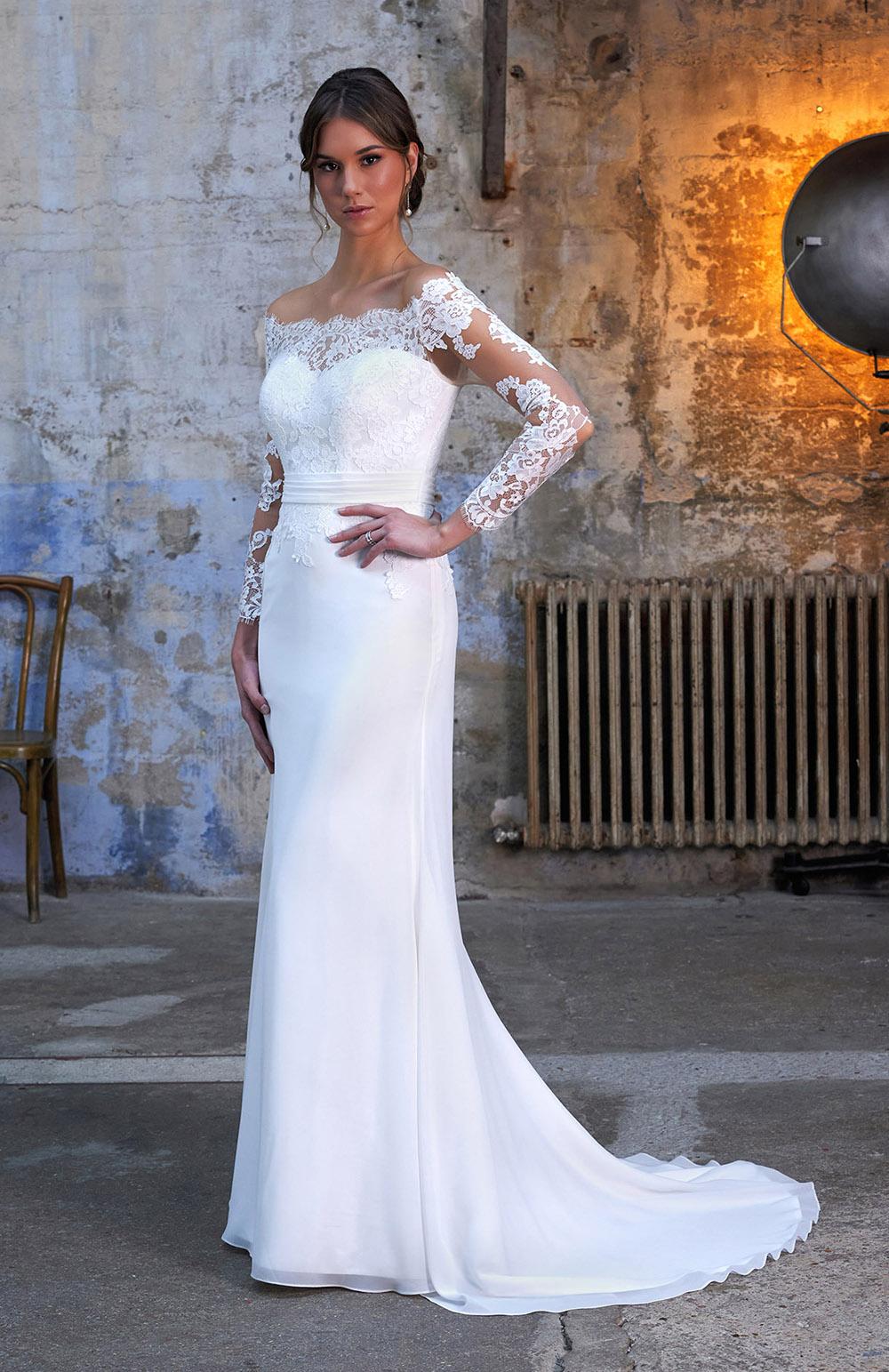 Robe de mariée Modèle Jenny