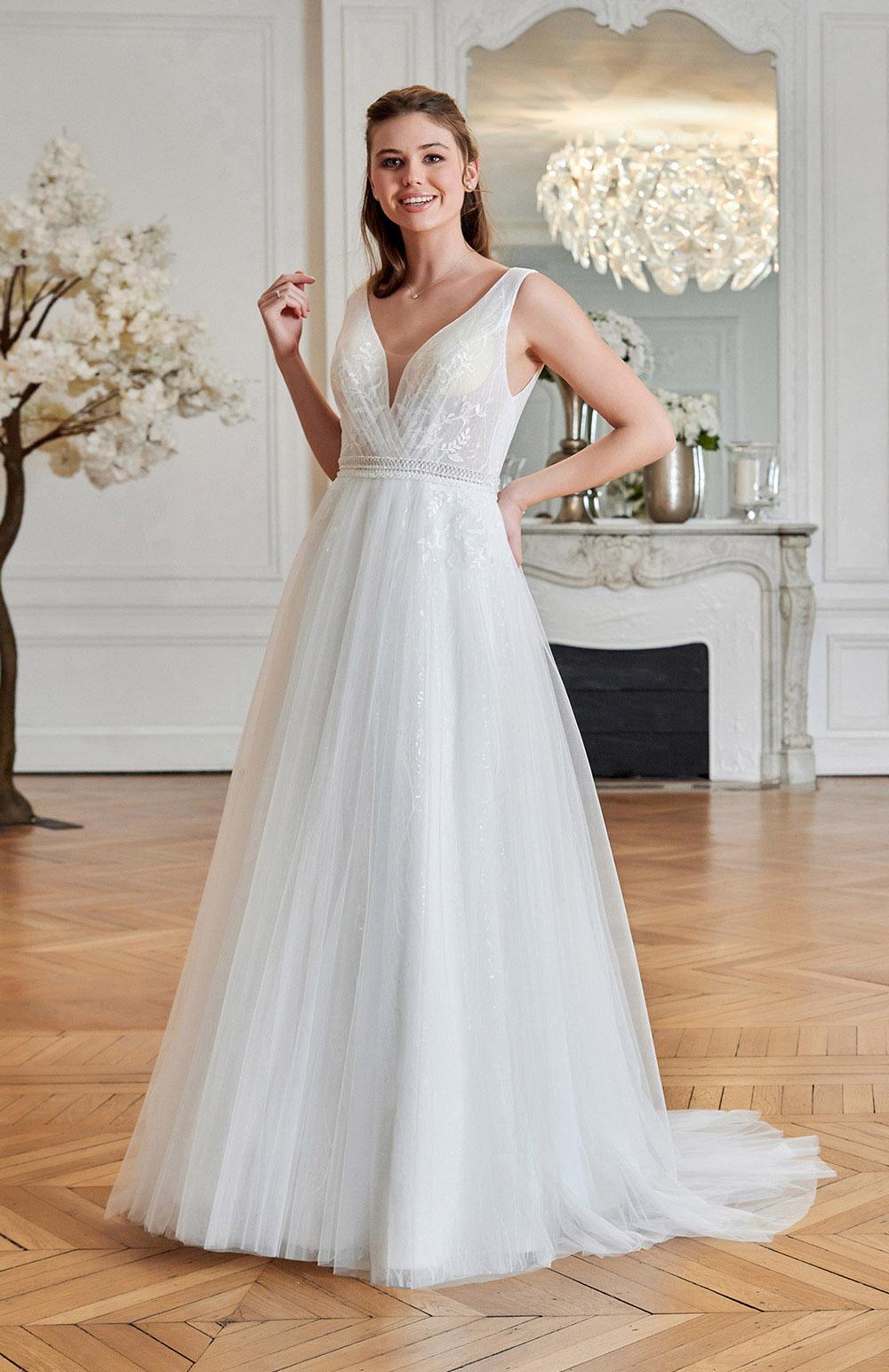 Robe de mariée Modèle Emrys