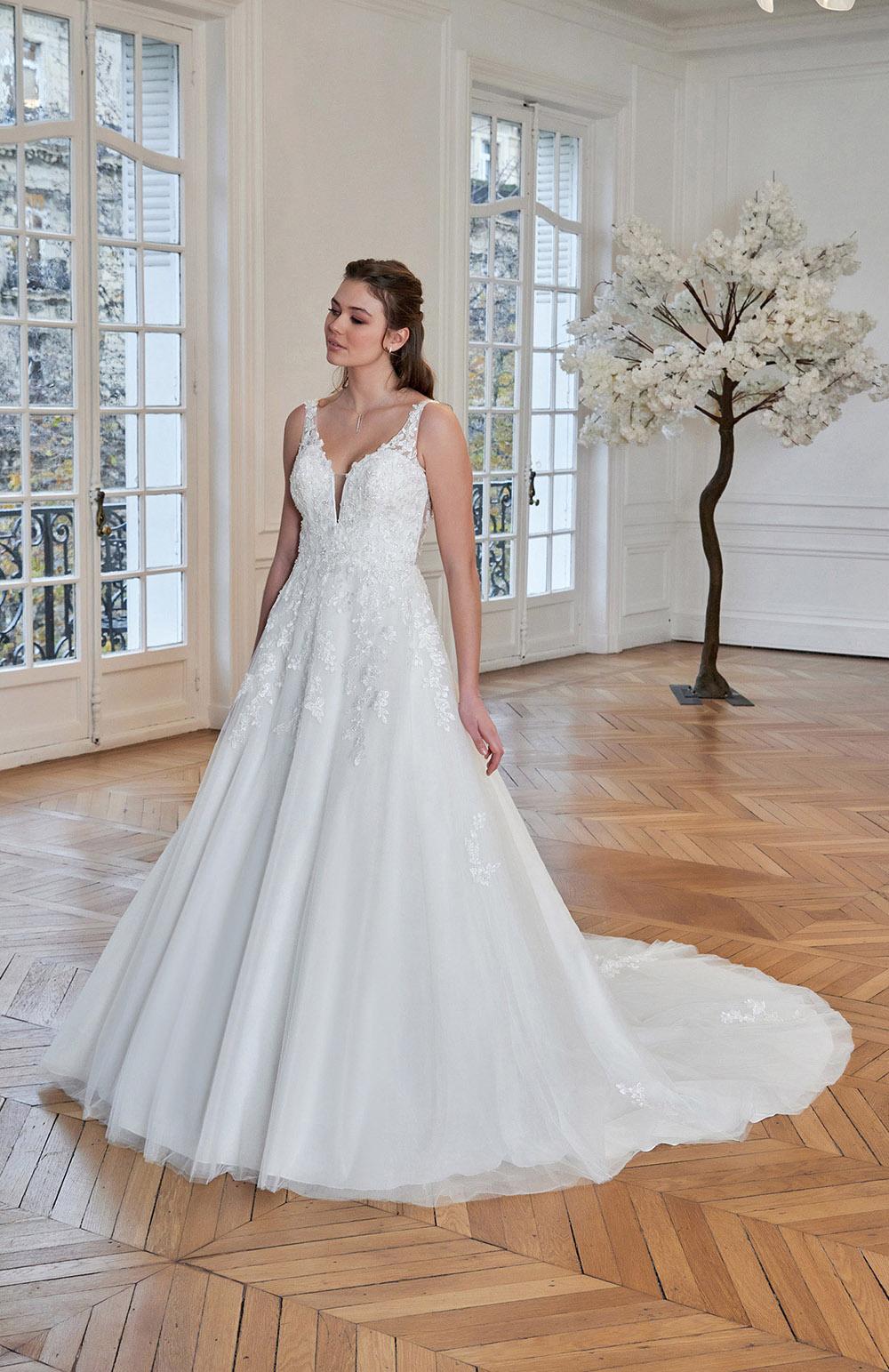 Robe de mariée Modèle Esha