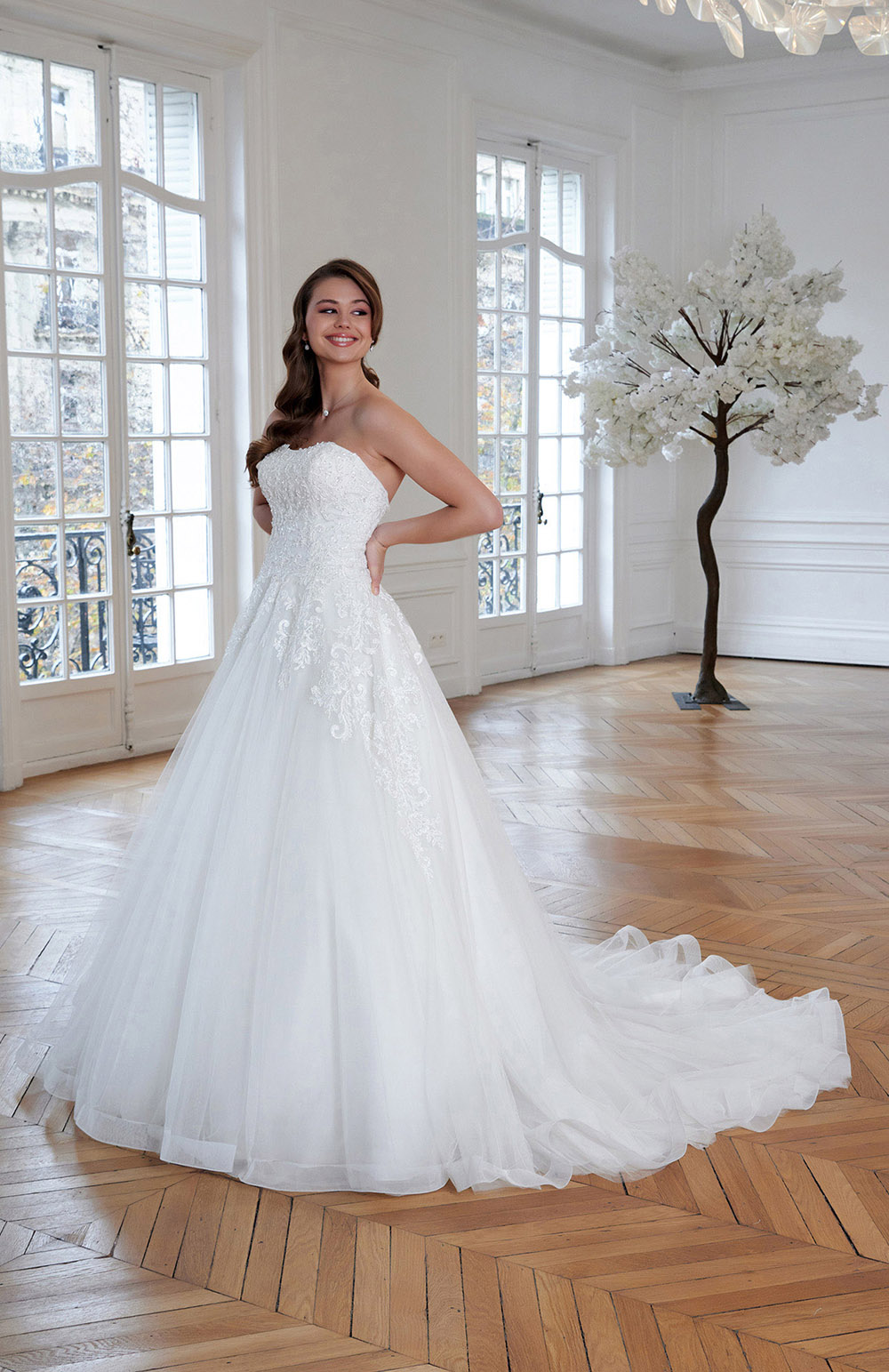 Robe de mariée Modèle Estrella
