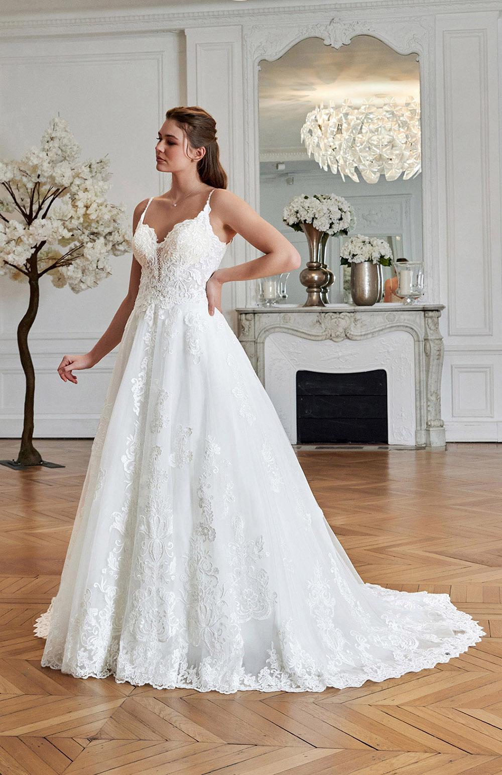 Robe de mariée Modèle Evana