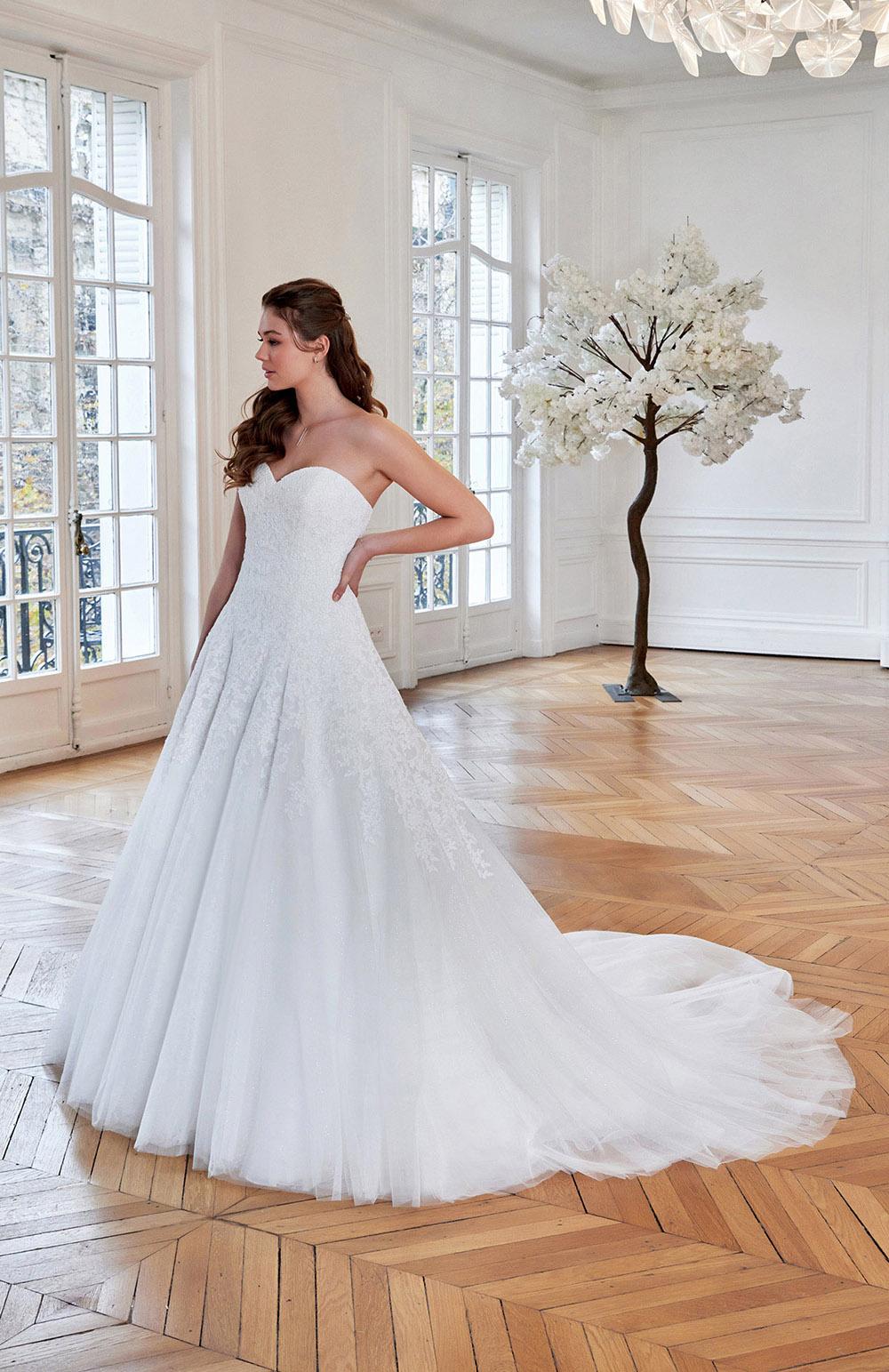 Robe de mariée Modèle Palmina