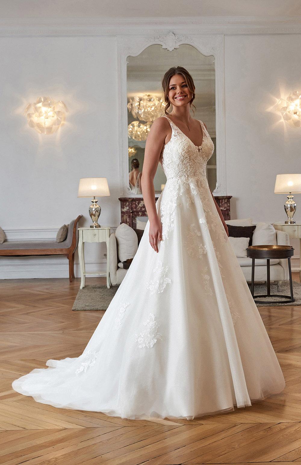 Robe de mariée Modèle Ebony