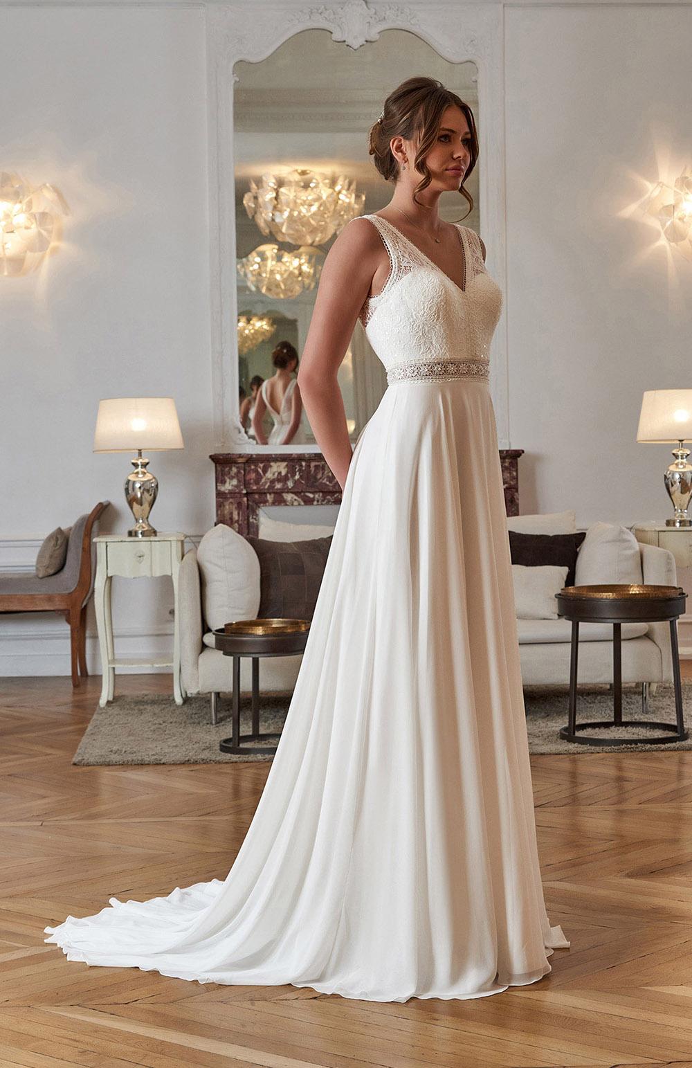 Robe de mariée Modèle Eclipse