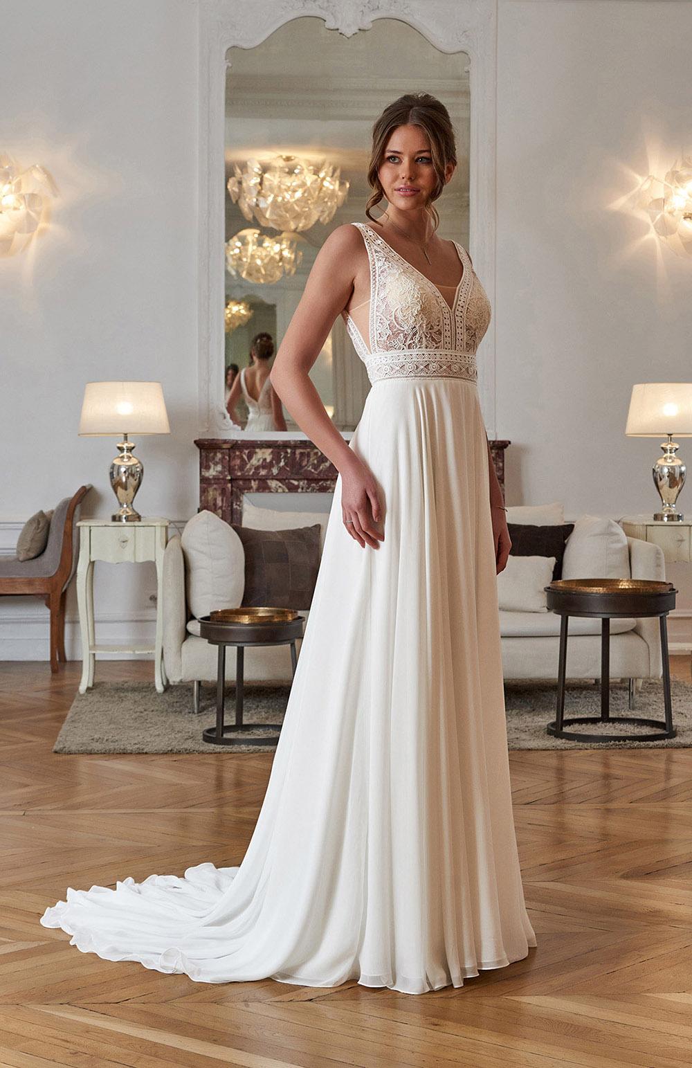 Robe de mariée Modèle Elenco