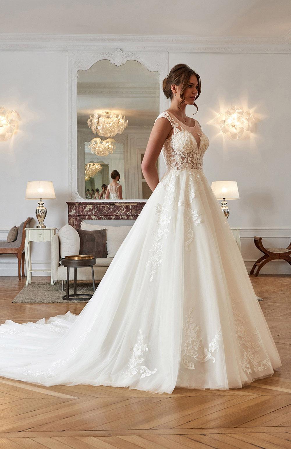 Robe de mariée Modèle Élysée