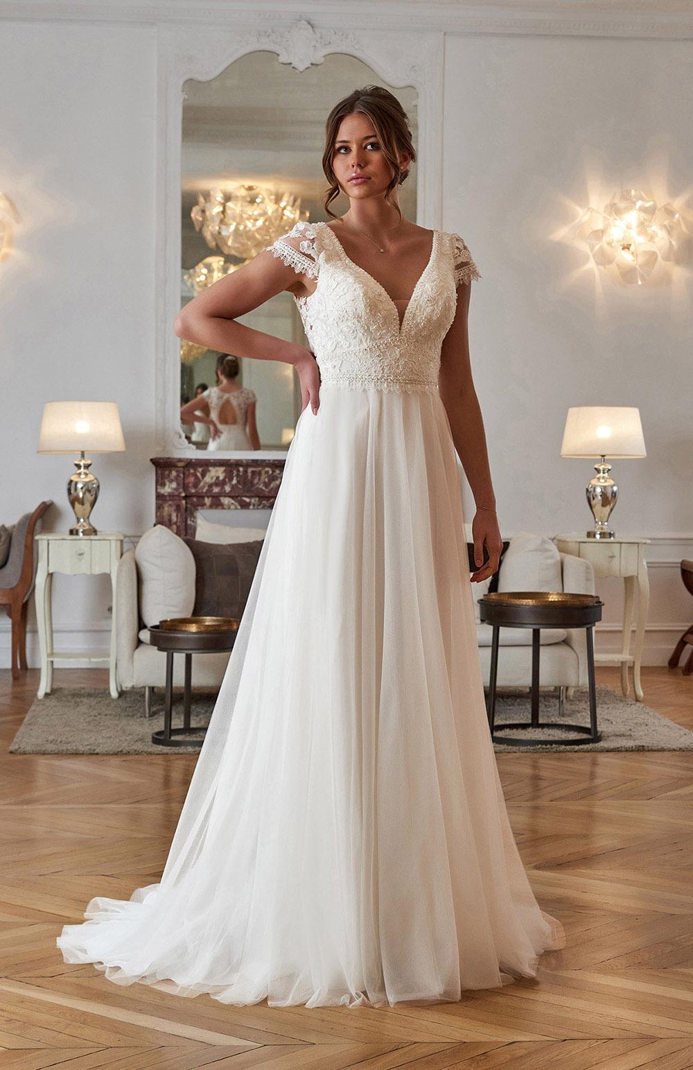 Robe de mariée Modèle Ema