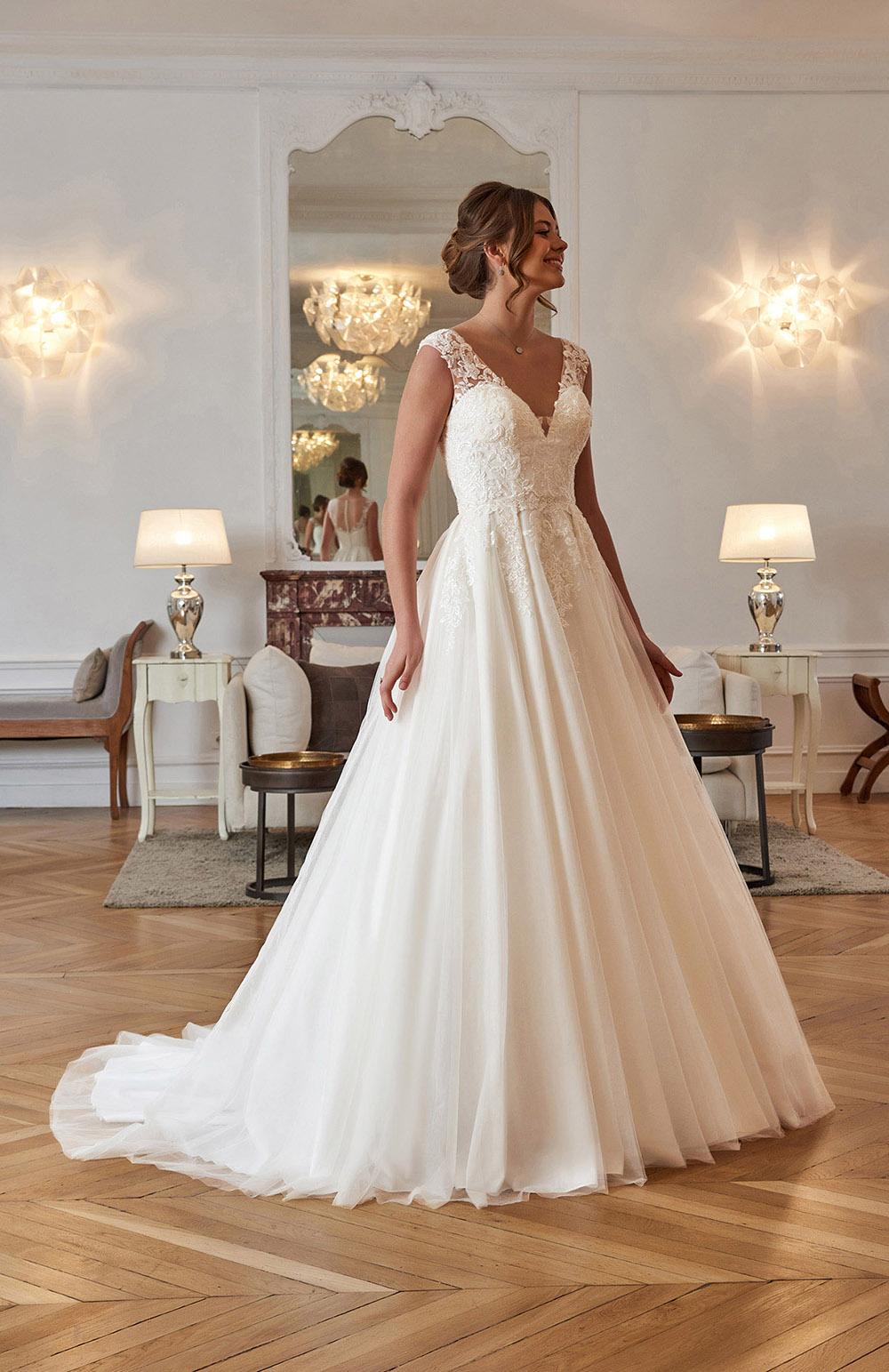 Robe de mariée Modèle Eos