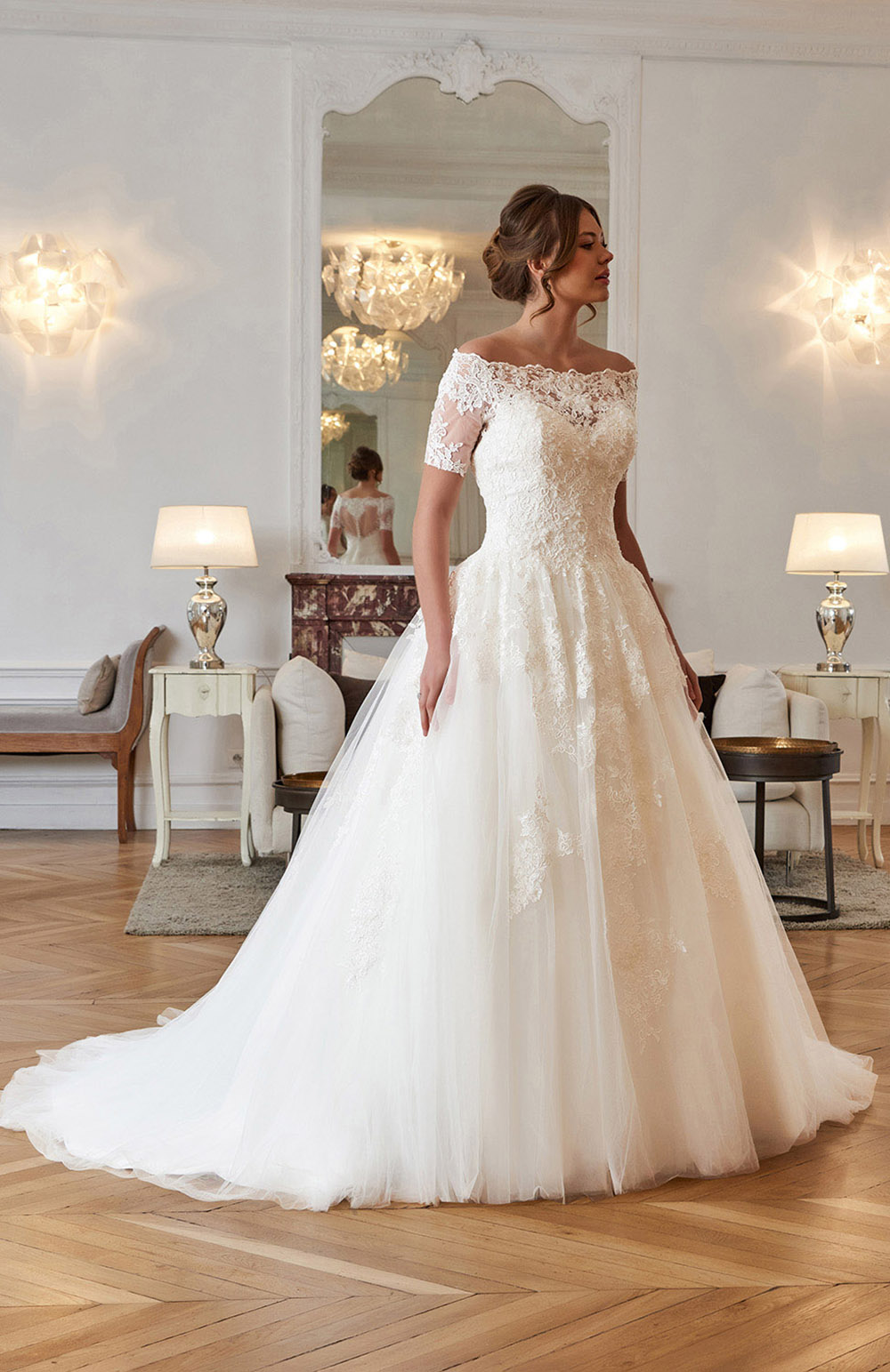 Robe de mariée Modèle Erandi