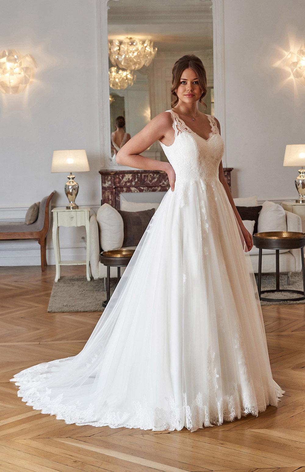 Robe de mariée Modèle Erna