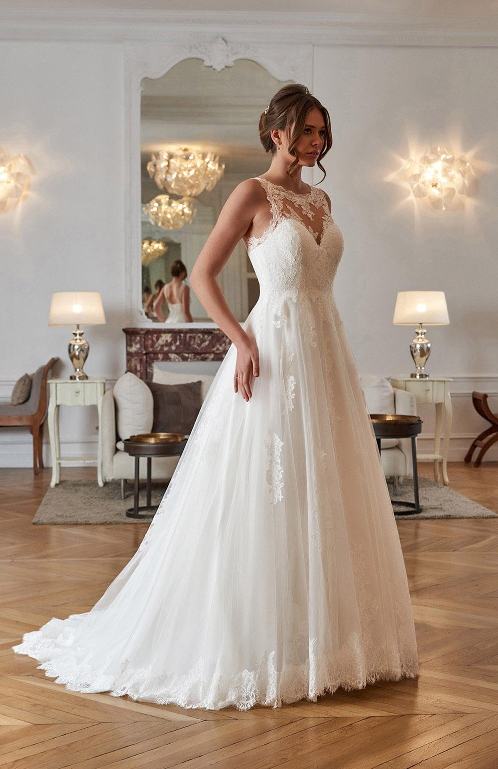 Robe de mariée Modèle Esma