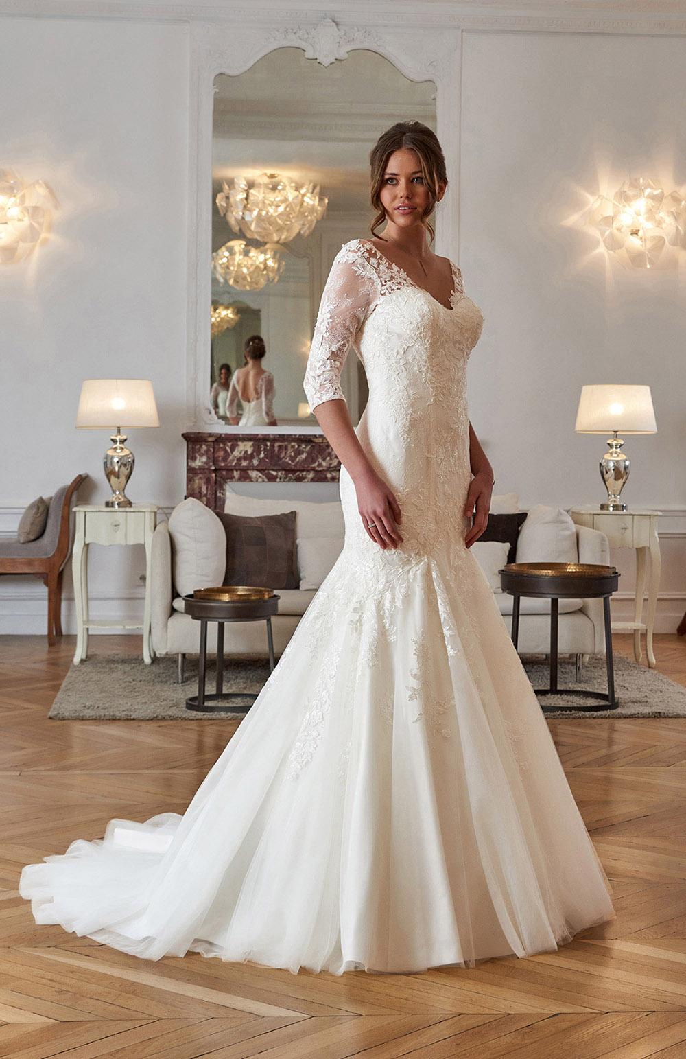 Robe de mariée Modèle Estambul