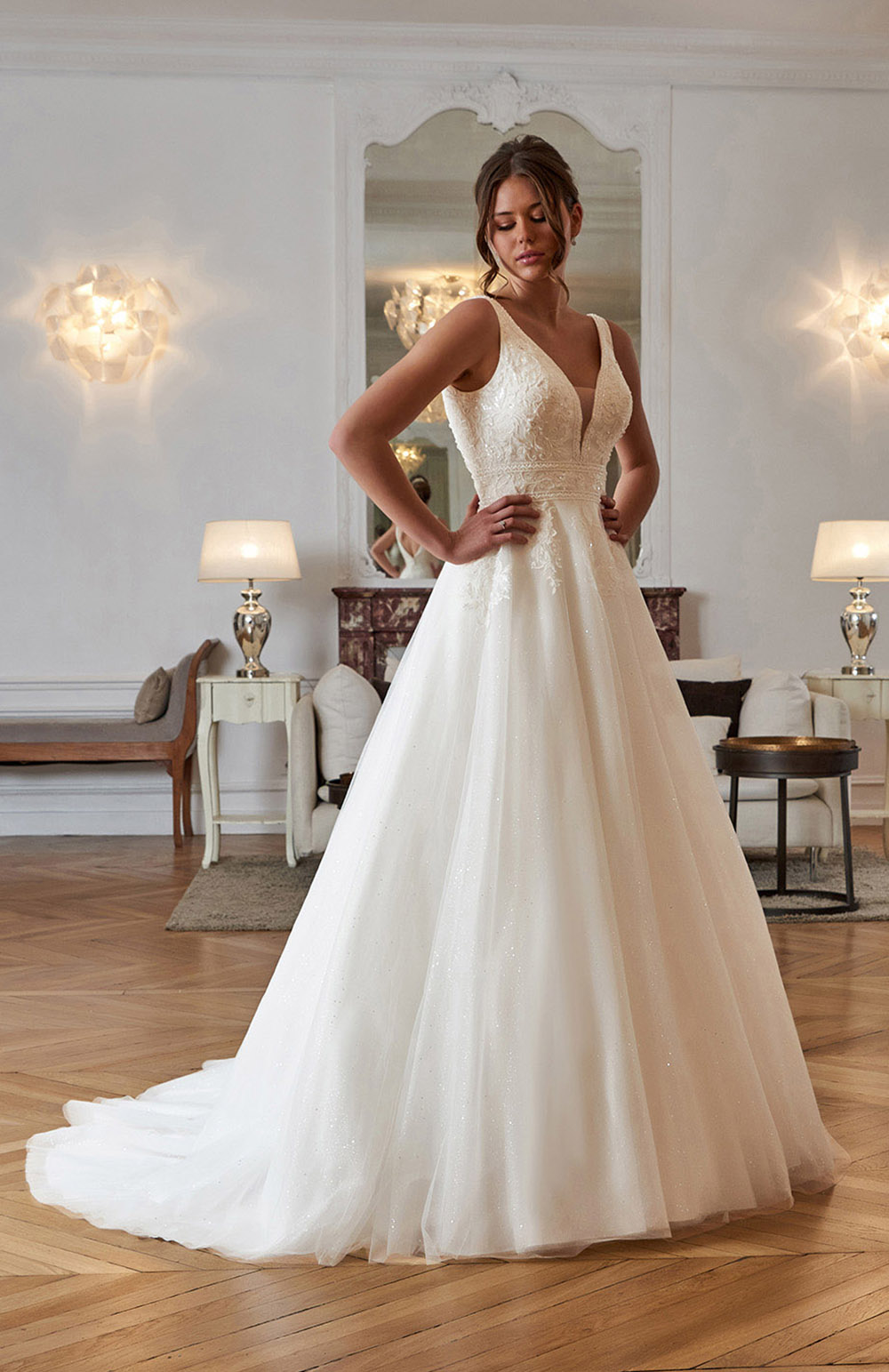 Robe de mariée Modèle Étoile